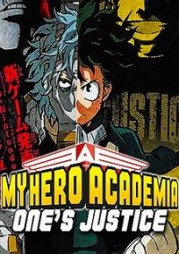 My Hero Academia: One's Justice – фото обложки игры