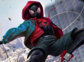 Твиттер-аккаунт «Человека-паука: Через вселенные» намекает накроссовер скиновселенной Marvel?