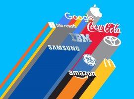 Опубликован список лучших брендов мира. Угадайте, какие места уApple иSamsung