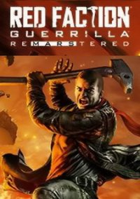 Red Faction: Guerrilla Re-Mars-tered – фото обложки игры