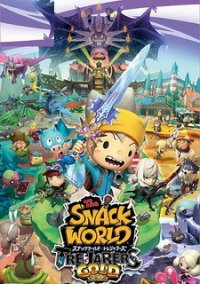 SNACK WORLD: THE DUNGEON CRAWL — GOLD – фото обложки игры