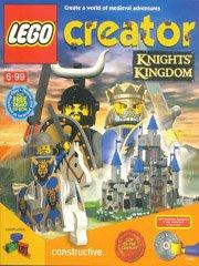 LEGO Creator: Knight's Kingdom – фото обложки игры