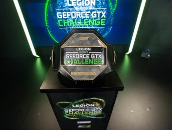 LEGION GeForce GTX CHALLENGE 2017. Как это было