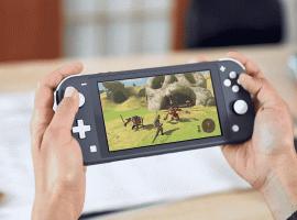 Nintendo анонсировала новый цвет для Switch Lite