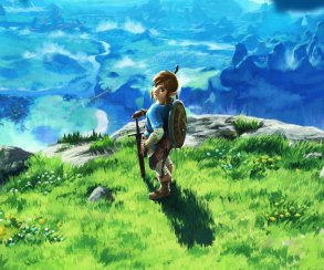 30 главных игр года.The Legend of Zelda: Breath of the Wild — горечь и пустота