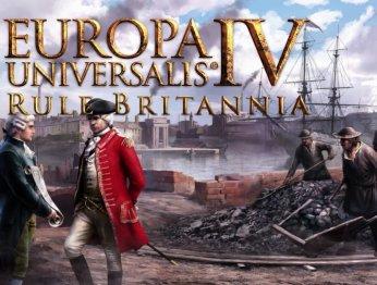 Europa Universalis IV: Rule Britannia. Анонсирующий трейлер