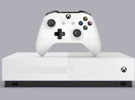 Microsoft сделала анонс Xbox One SAll-Digital— уконсоли нет дисковода [обновлено]
