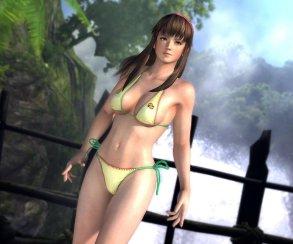 Женскую грудь из новой Dead or Alive для PS3 и PS4 сравнили на видео