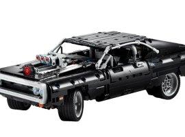 LEGO выпустит авто Доминика Торетто— Dodge Charger