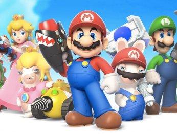 Серия игр Mario
