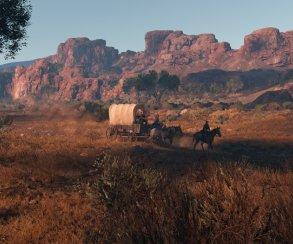 Первые скриншоты иподробности вестерна воткрытом мире для PCThis Land isMyLand