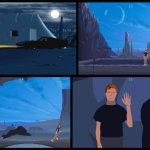 Скриншот Another World: 20th Anniversary Edition – Изображение 6