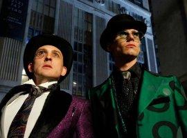 Бэтмен, Джокер, Пингвин, Загадочник— все собрались втрейлере финальной серии «Готэма»