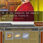 Скриншот Phoenix Wright: Ace Attorney - Trials and Tribulations – Изображение 15
