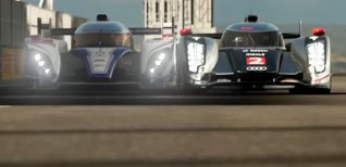 Gran Turismo Sport. Вступительное видео