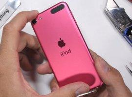 Новый плеер iPod touch непрошел тесты напрочность