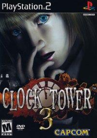 Clock Tower 3 – фото обложки игры