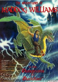 The Adventures of Maddog Williams in the Dungeons of Duridian – фото обложки игры