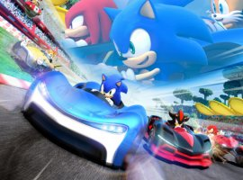 Рецензия на Team Sonic Racing