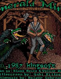 Emerald Mine – фото обложки игры