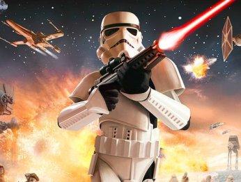 Впечатления от беты Star Wars: Battlefront
