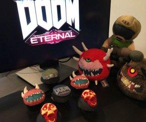 DOOM Eternal— крюк Скорпиона иАднаЗемле. Что еще показали вгеймплее игры наQuakeCon 2018?