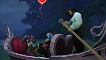 В WoW: Battle for Azeroth началась «Любовная лихорадка». Пора выбивать праздничный маунт!