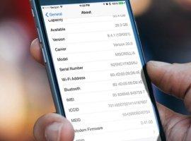 ВРоссии начнут блокировать поIMEI краденные и«серые» смартфоны