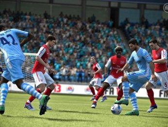 FIFA 13: эксклюзивный репортаж из Лондона