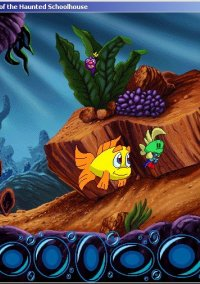 Freddi Fish 2: The Case of the Haunted Schoolhouse – фото обложки игры