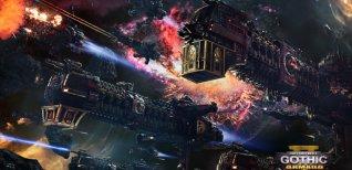 Battlefleet Gothic: Armada 2. Анонсирующий трейлер