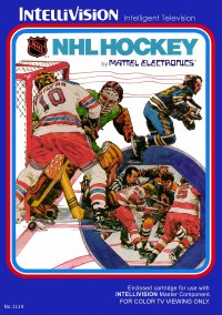 NHL Hockey – фото обложки игры