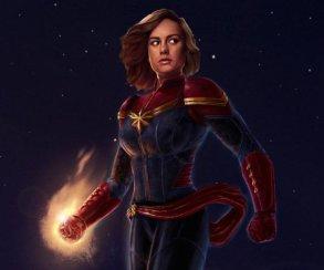 «Капитан Марвел» будет комедийным боевиком, аглавная героиня – умной, нахальной ивеселой