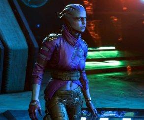 Опубликованы 4K-скриншоты Mass Effect Andromeda