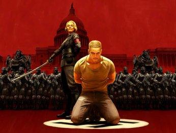 Как Wolfenstein II: The New Colossus выглядит иработает наNintendo Switch?