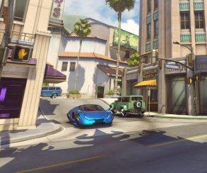 Blizzard работает над новой игрой от первого лица, в которой будут современные транспортные средства