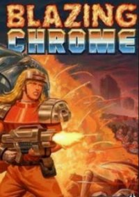 Blazing Chrome – фото обложки игры