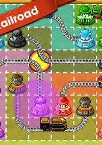 Pocket Railroad – фото обложки игры
