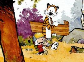 «Кальвин иХоббс»— чем покорил фанатов комикс олюбопытном мальчике иего друге-тигре?
