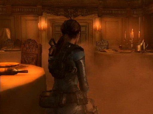 Resident Evil: Revelations. Геймплей