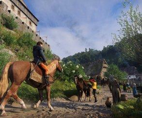Видео: графику Kingdom Come: Deliverance сравнили на PC, PS4 Pro и Xbox One X