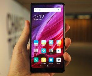 Стала известна официальная цена Xiaomi Mi MIX 2 в России
