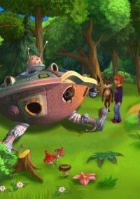 Трое из Простоквашино: Пришельцы в Простоквашино – фото обложки игры
