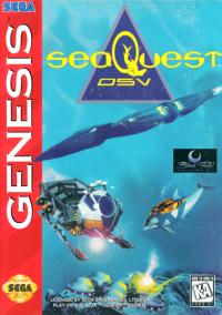 SeaQuest DSV – фото обложки игры