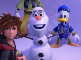 В PS Store началась распродажа. MGS V, Kingdom Hearts III и другие игры сейчас со скидками!
