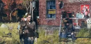 Fallout 76. Геймплейный трейлер