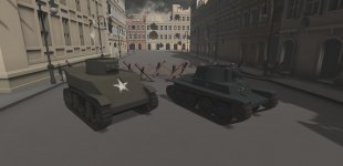 Tanks VR. Трейлер раннего доступа