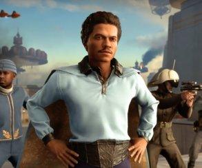 Трейлер Star Wars Battlefront Bespin показал игру за Лэндо