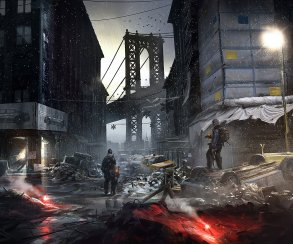 Поствирусная MMO Tom Clancy's The Division перенесена на весну 2016-го