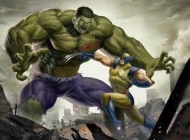 Марк Руффало хочет увидеть бой Халка сРосомахой вфильмах Marvel